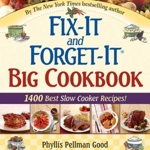 Fix-It and Forget-It 1400 Slow Cooker Reci…